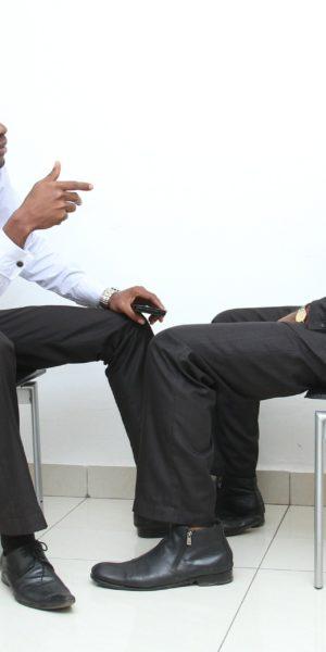 Lenguaje no verbal en la entrevista de trabajo