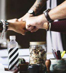 La gestión de un proyecto requiere una buena comunicación en el equipo de trabajo