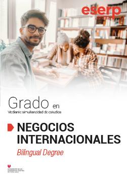 University Degree in International Business in Barcelona Brochure width=