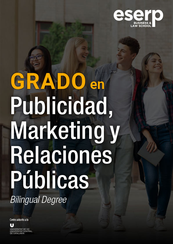Grado en Publicidad, Marketing y Relaciones Públicas en Barcelona