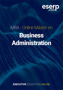 Portada MBA Online Master in Business Administration