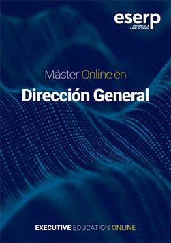 Folleto Master Online enDireccion-General