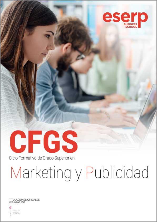 CFGS Grado Superior en Marketing y Publicidad
