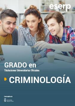 Grado en Criminología en Madrid