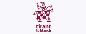 Logo Tirant, herramienta de consulta para el Doble Grado en Derecho y Criminología