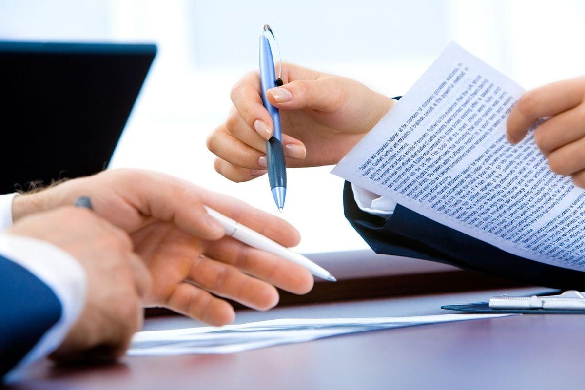Pruebas y test de selección en una entrevista de trabajo