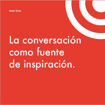 Podcast ESERP La conversación como fuente de inspiración