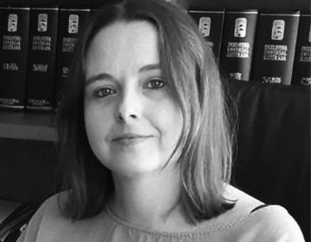 Iciar Iriondo Directora del Curso en Ciberseguridad y Delitos Informáticos