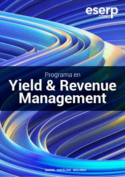Folleto Curso Revenue Management en Madrid