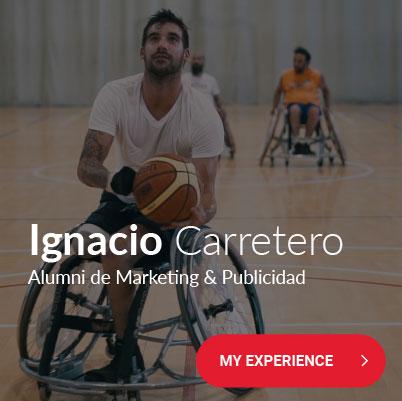 My Experience - Ignacio Carretero