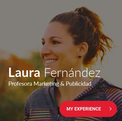 My Experience - Laura Fernández