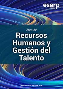 Folleto Masters en Recursos Humanos y Gestión de Talento