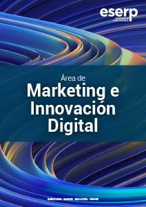 Folleto Masters en Marketing & Innovación Digital