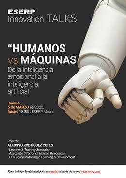 Talk-Humanos-vs-Maquinas
