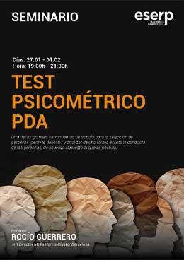 seminario test psicometrico