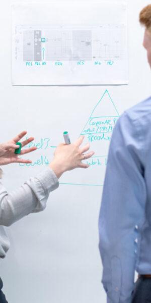 Objetivos cualitativos y cuantitativos en marketing