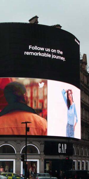 salidas en publicidad