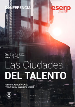 Conferencia - Las ciudades del futuro