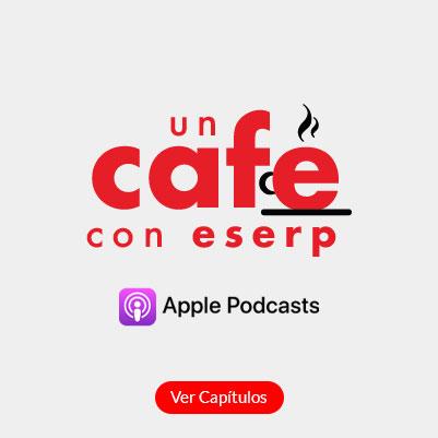 Un café con eserp - Apple Podcast