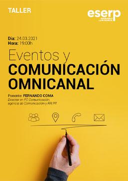 taller eventos y comunicacion omnicanal