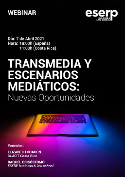 webinar - transmedia