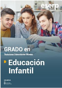 Grado en Educación Infantil en Madrid