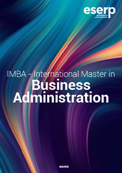 IMBA – International Master in Business Administration in Madrid Brochure width=