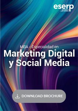 MBA in Digital Marketing and Social Media in Barcelona Brochure