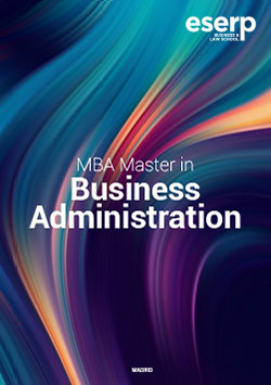Folleto del MBA – Master in Business Administration en Madrid width=