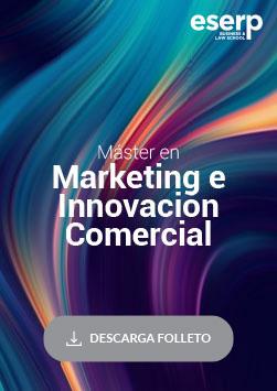 Folleto del Folleto Máster en Marketing e Innovación Comercial en Madrid width=