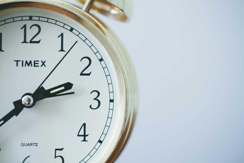 Técnicas de gestión del tiempo